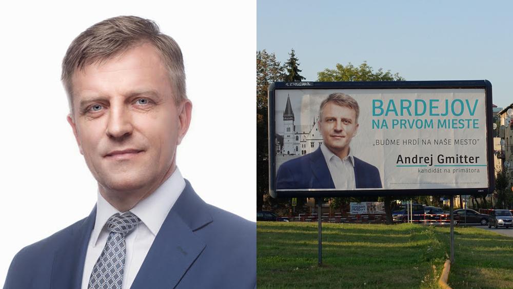 Pýtame sa kandidátov na primátora mesta Bardejov! (Ne)odpovedá Andrej Gmitter