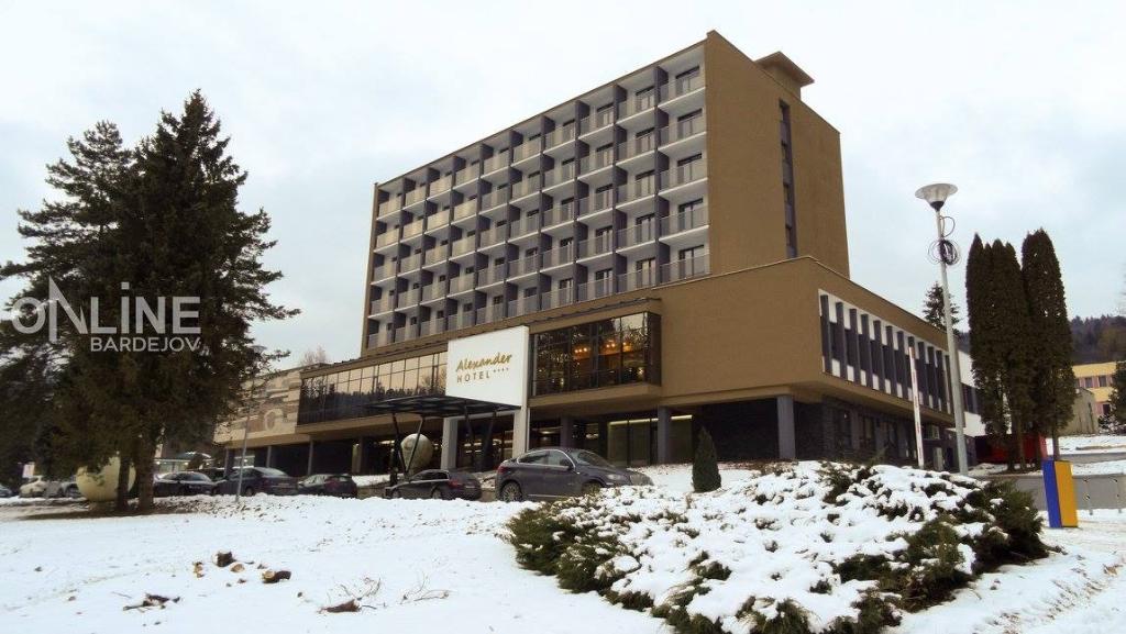 Bardejovské Kúpele, a. s. otvorili 4-hviezdičkový hotel
