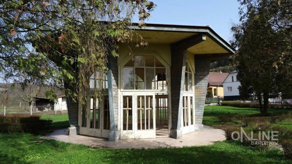 Zabudnutá architektúra z Bardejovských Kúpeľov