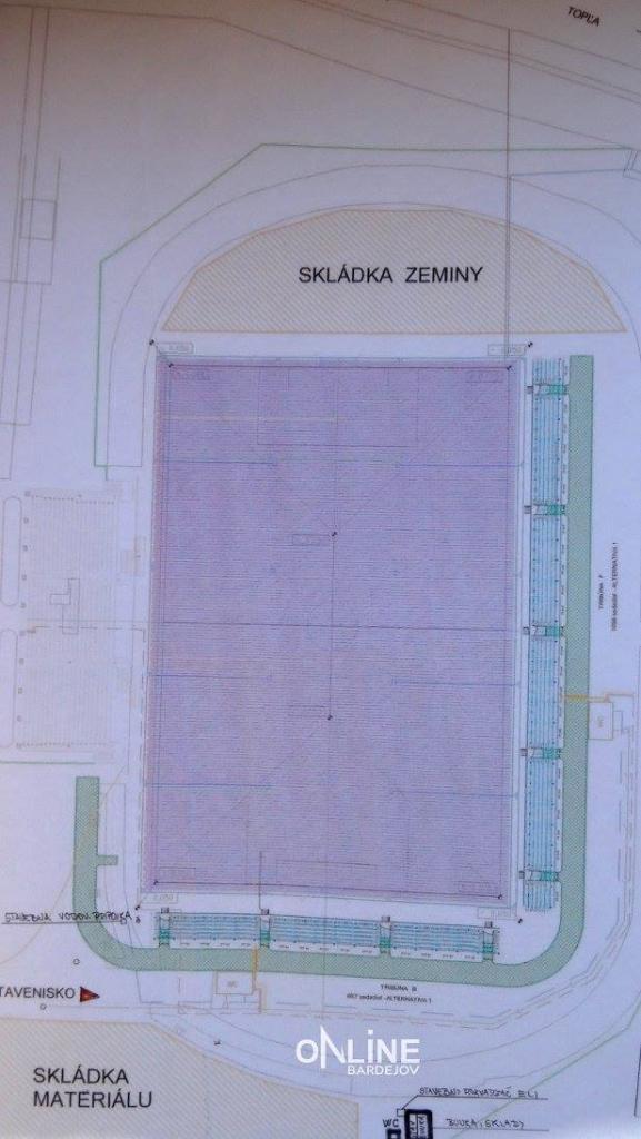 Štadión Partizán Bardejov