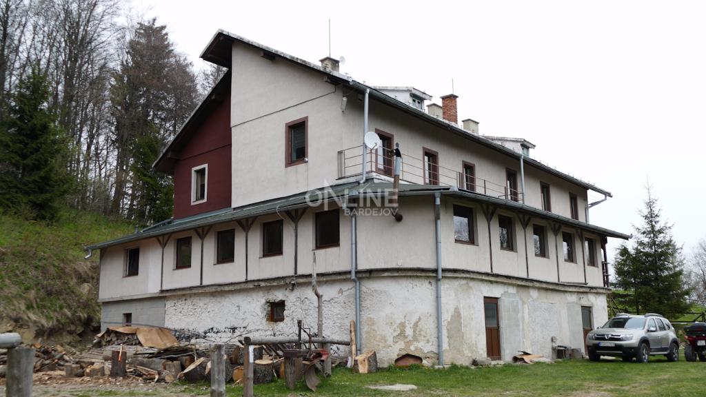 Čergovská chata