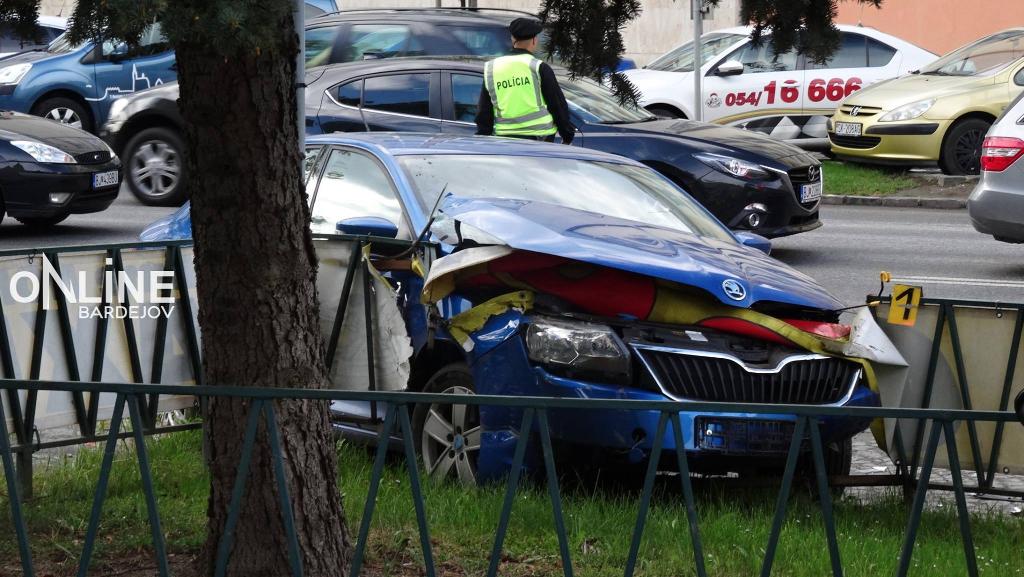 Ďalšia dopravná nehoda na Dlhom rade