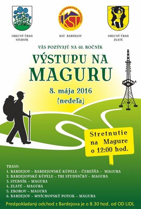 40. ročník výstupu na Maguru