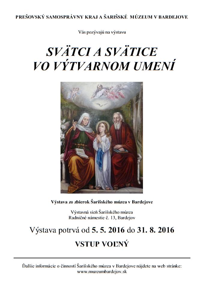 Svätci a svätice vo výtvarnom umení