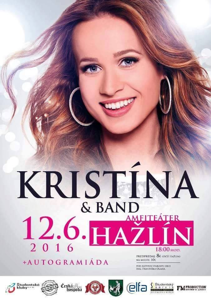 Kristína - plagát
