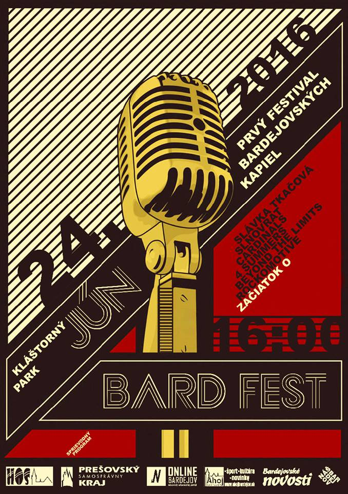 Bard Fest – prvý festival bardejovských kapiel
