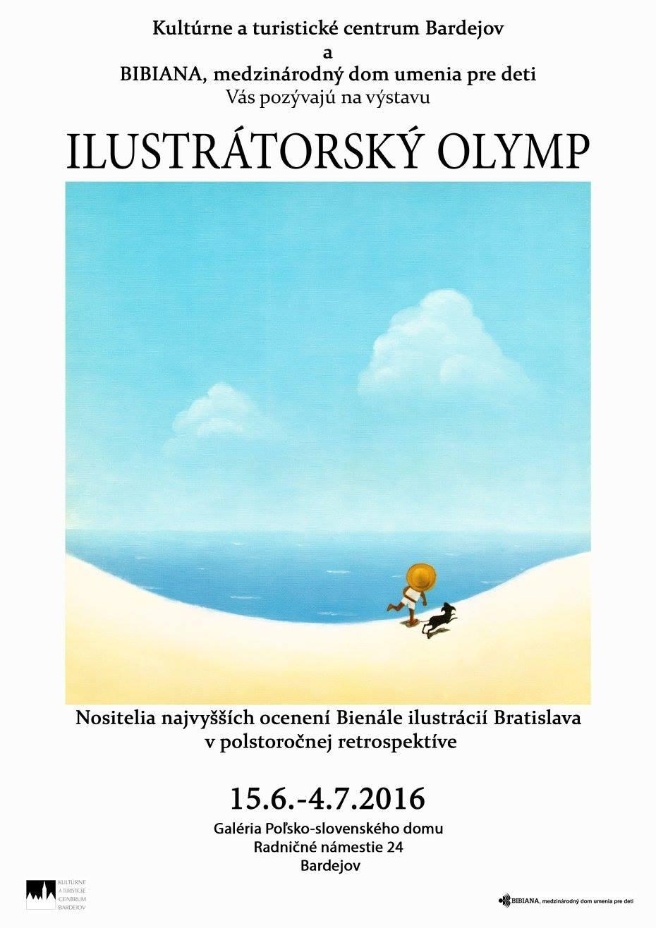 Ilustrátorský Olymp