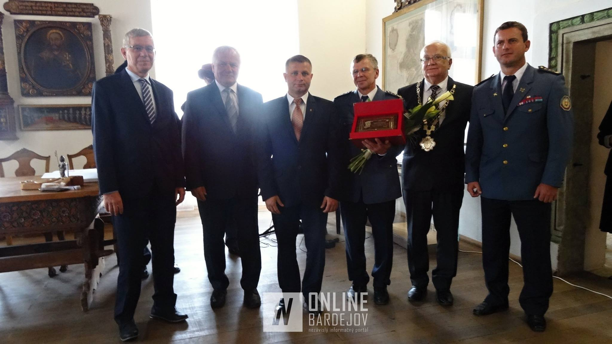 Zmluva o partnerstve medzi mestami Bardejov a Sárospatak.