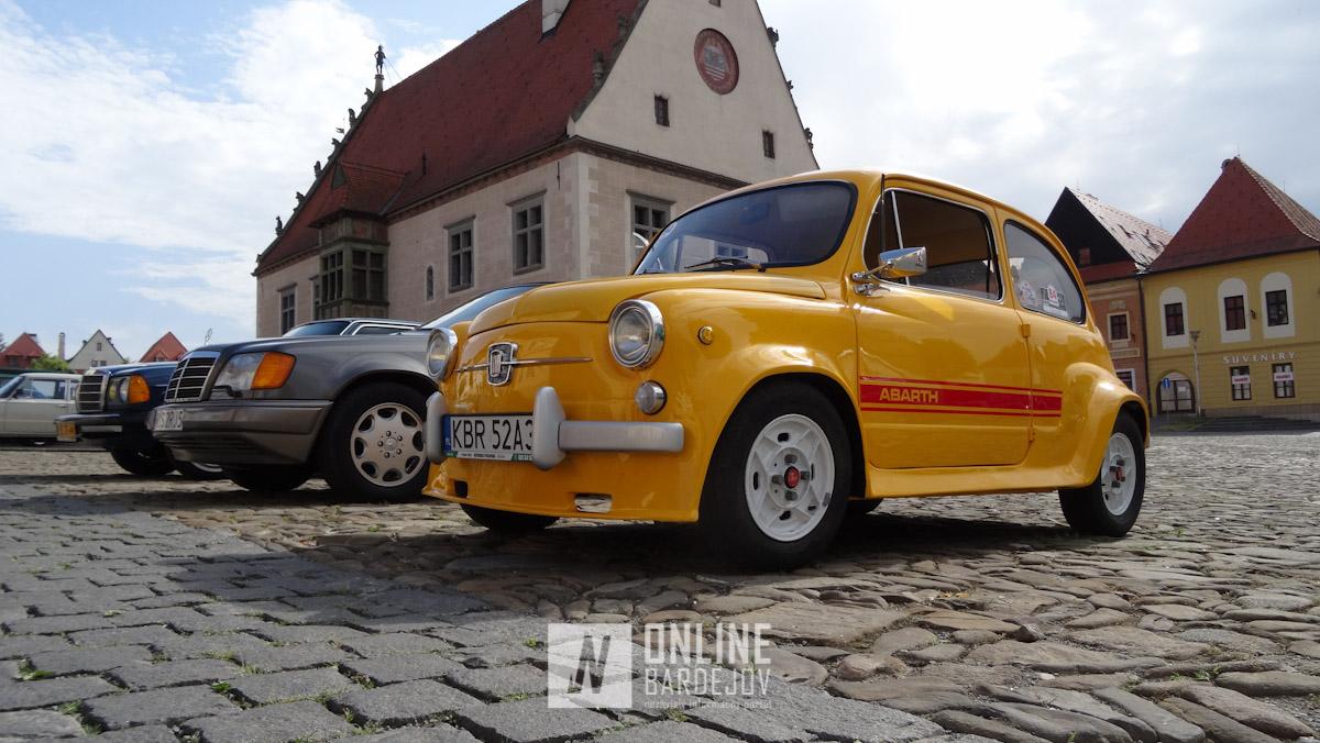 Moto legendy z Poľska zavítali do Bardejova
