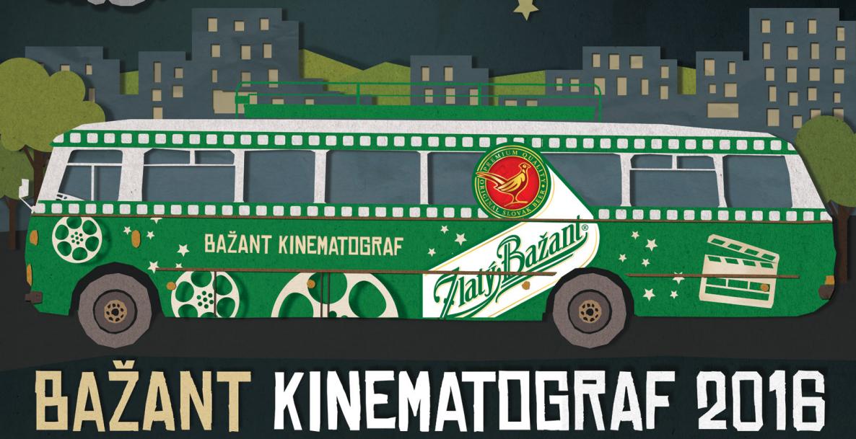 Bažant Kinematograf štartuje 14. sezónu. Po pauze, opäť aj v Bardejove!