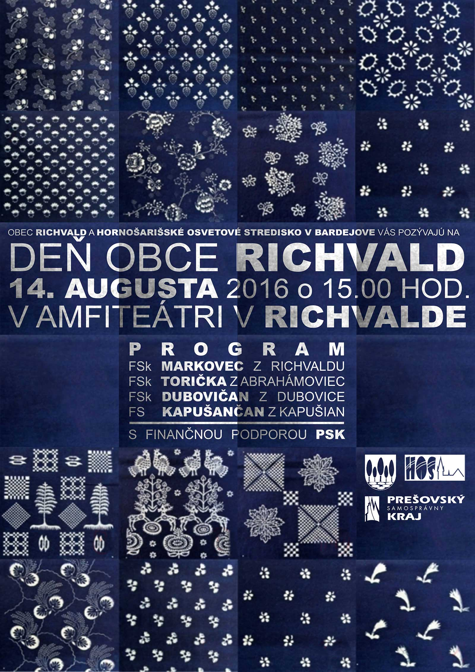 Deň obce Richvald