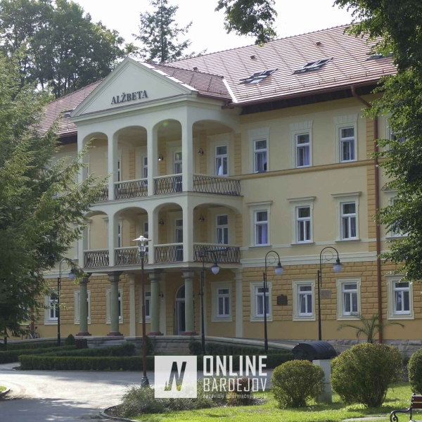 Hotel Alžbeta