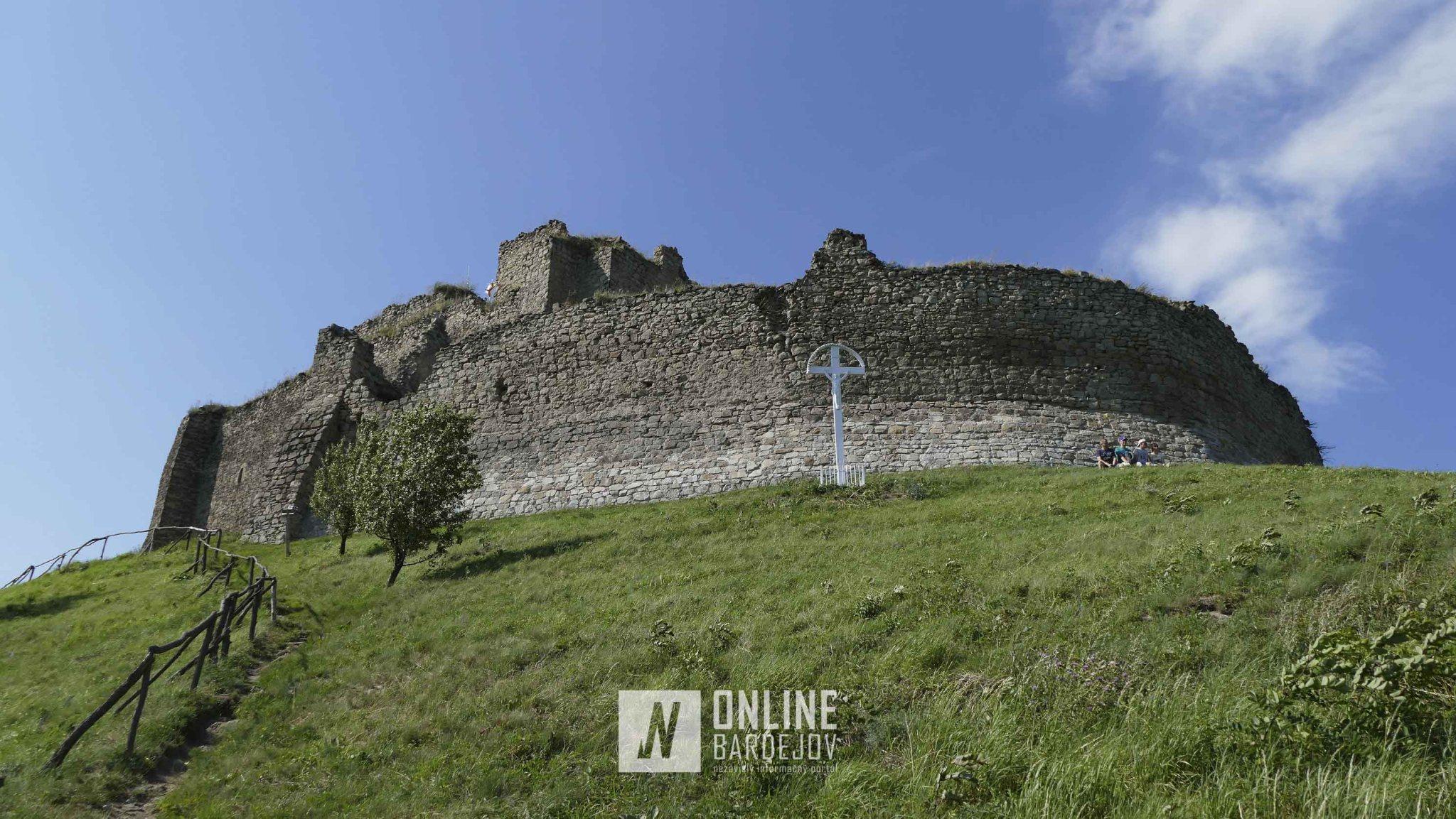TIP NA VÝLET: Kapušiansky hrad je na skok od Bardejova