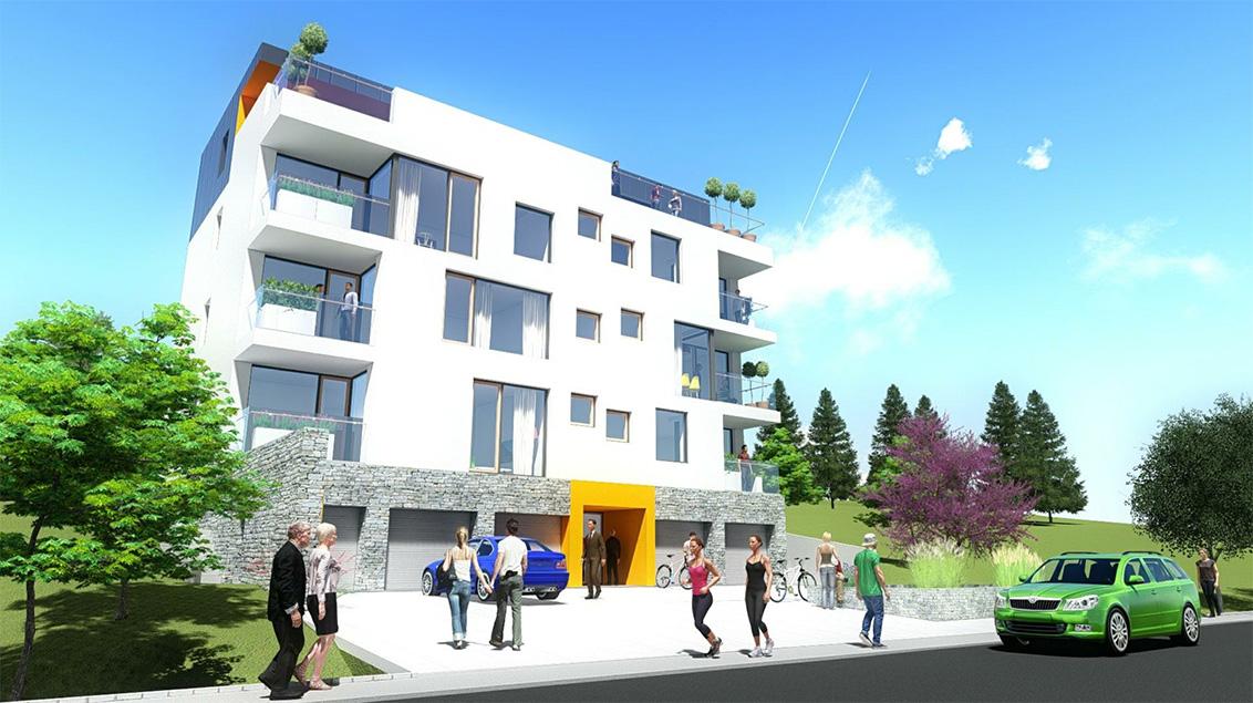V Bardejovských Kúpeľoch pribudne ďalšia rezidencia so siedmimi apartmánmi