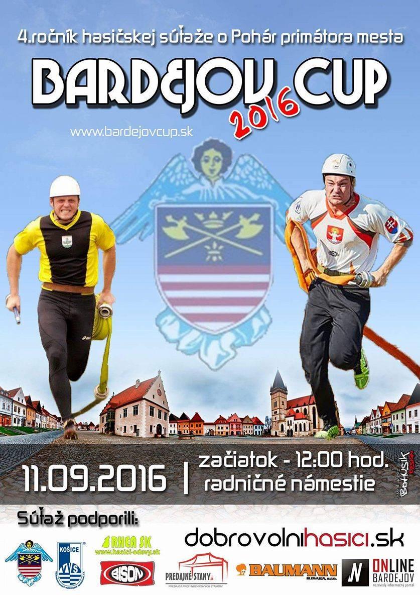 Bardejov Cup 2016