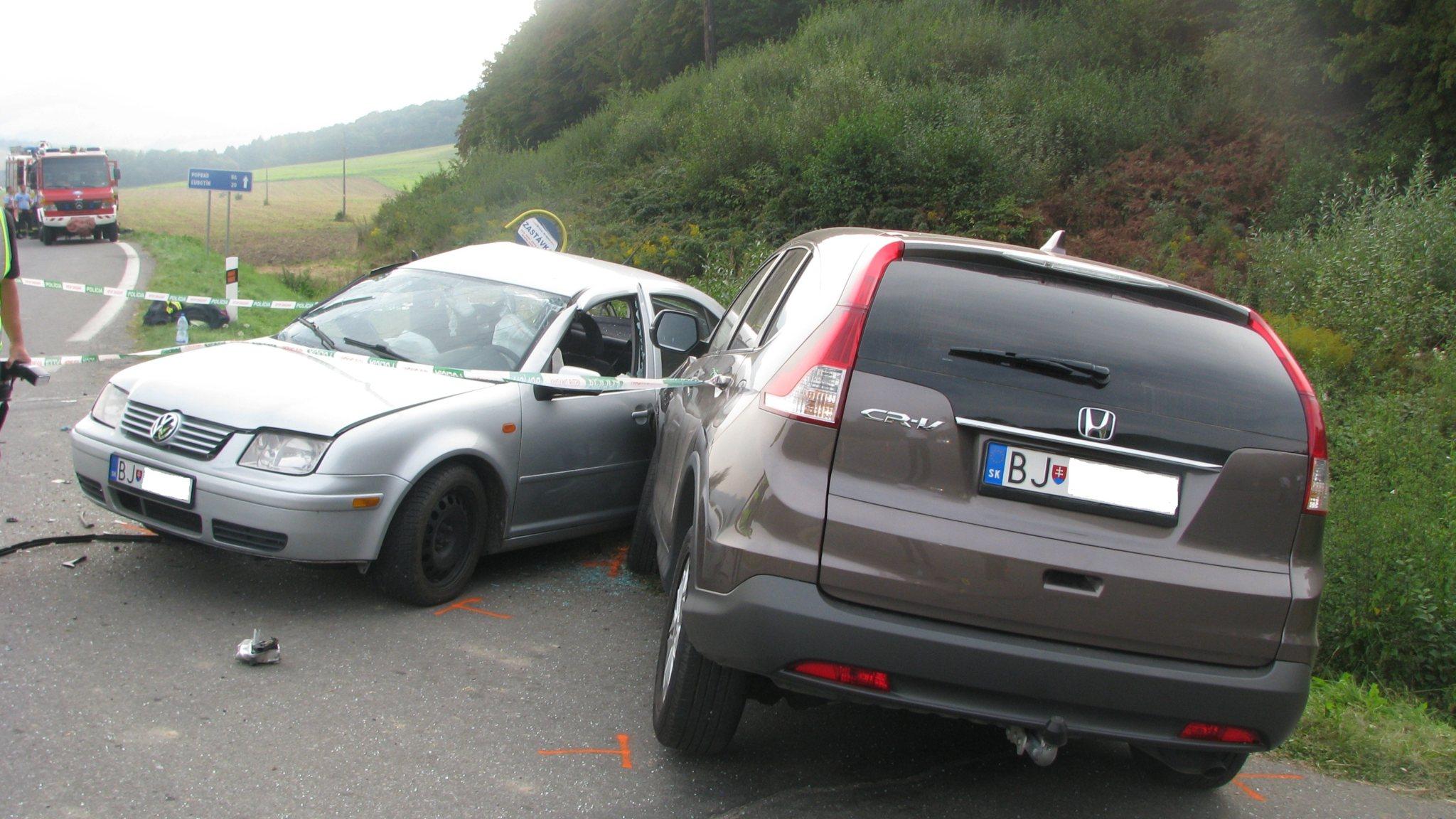 Pri dopravnej nehode vyhasol ľudský život