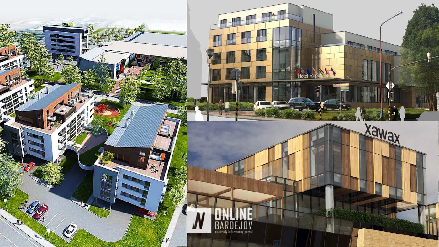 """Tri ambiciózne projekty, ktoré mali zmeniť tvár nášho mesta, no zostali len na """"papieri"""""""