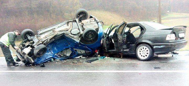 Do bilancie tragických nehôd na slovenských cestách sa čiernymi písmenami zapísala aj nehoda v Gerlachove
