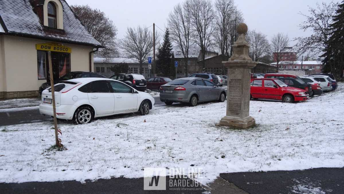 Parkovanie v zeleni