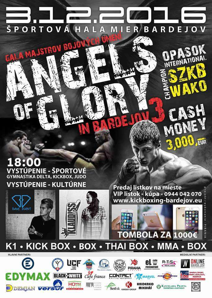Angels of Glory in Bardejov 3