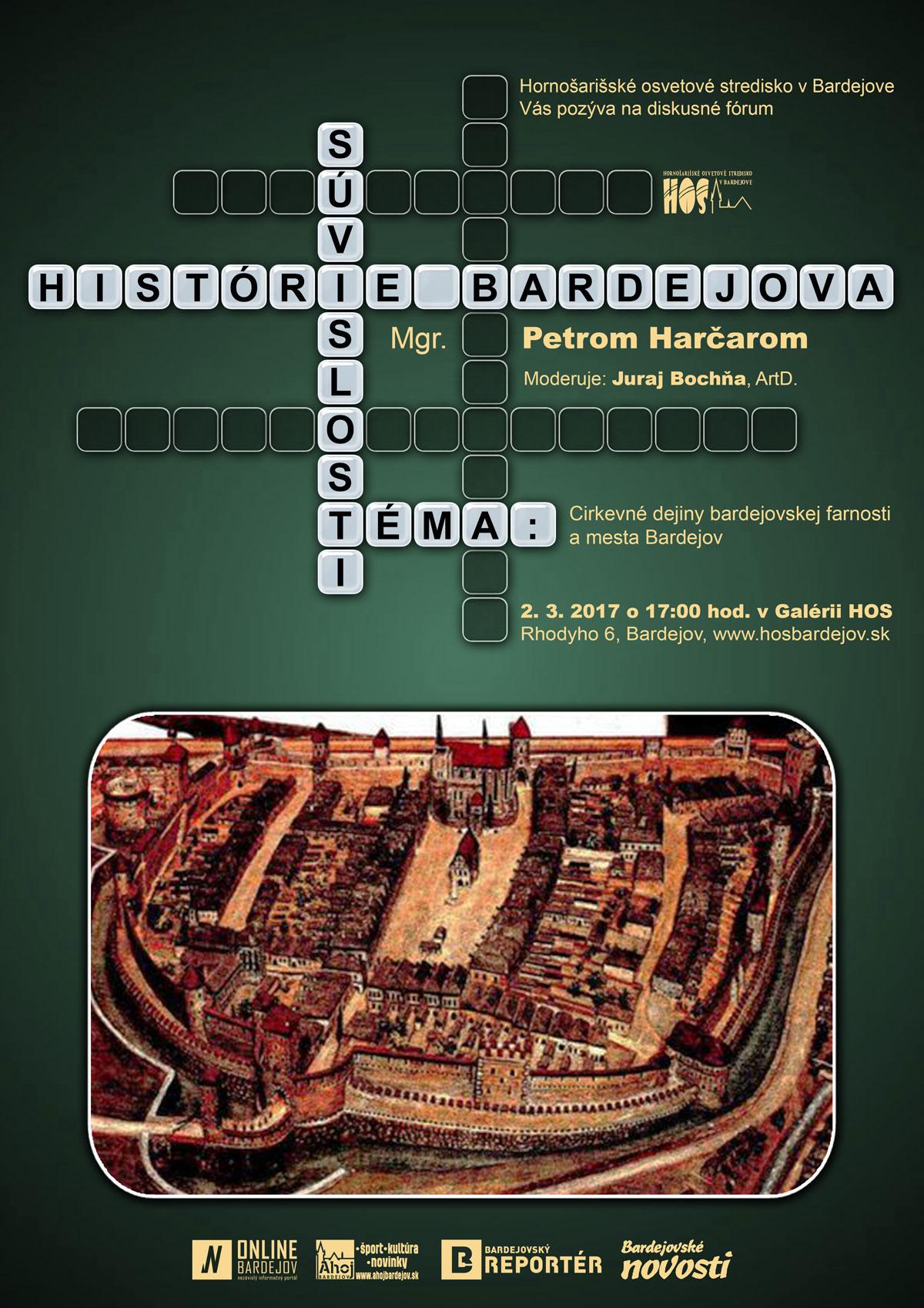 Súvislosti histórie Bardejova