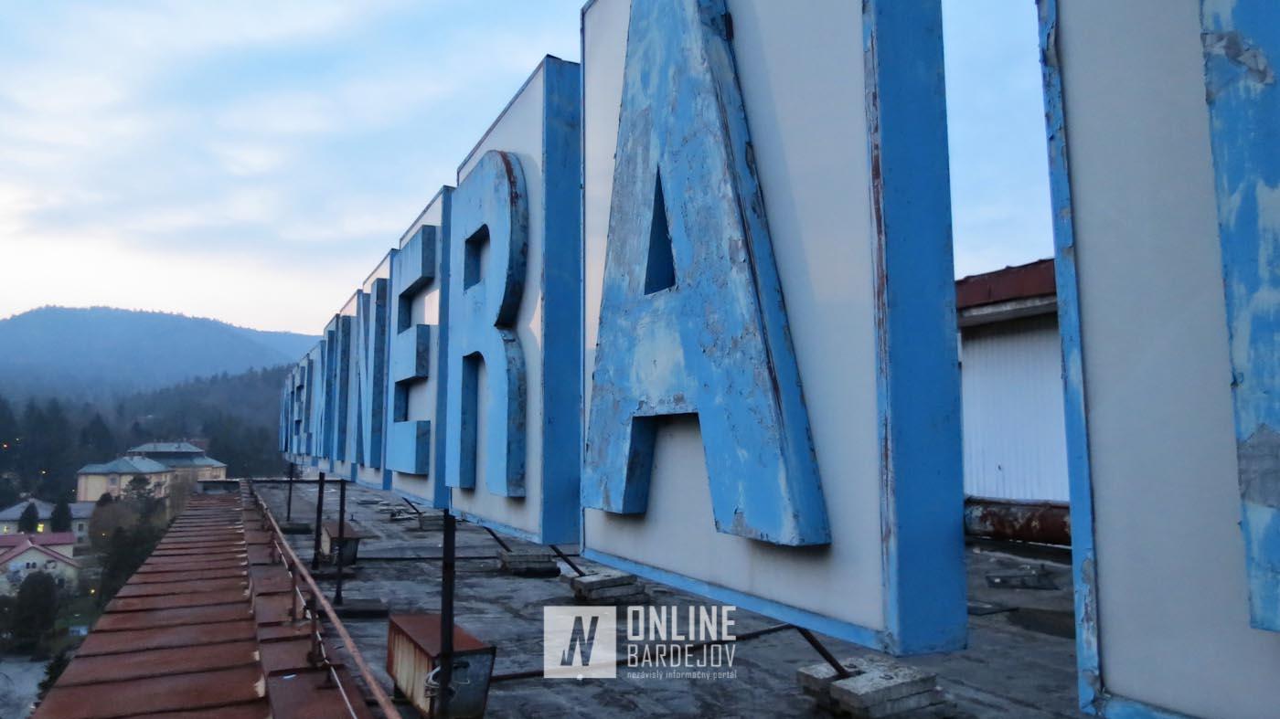 SERIÁL: Premeny – Hotel Minerál pred tým, než sa premenil na štvorhviezdičkový Hotel Alexander