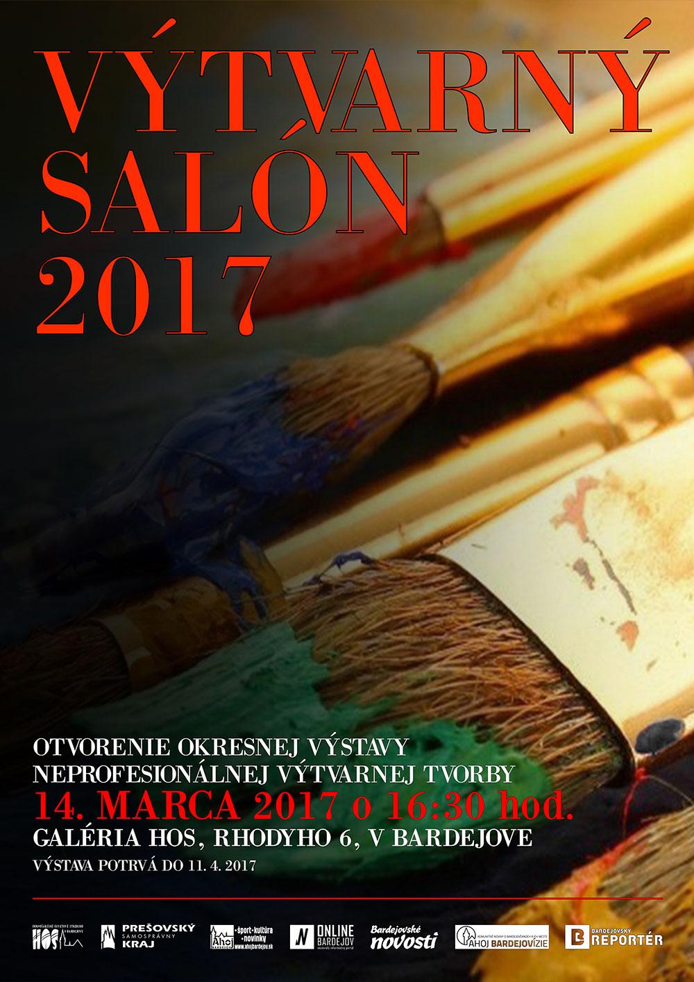 Výtvarný salón 2017