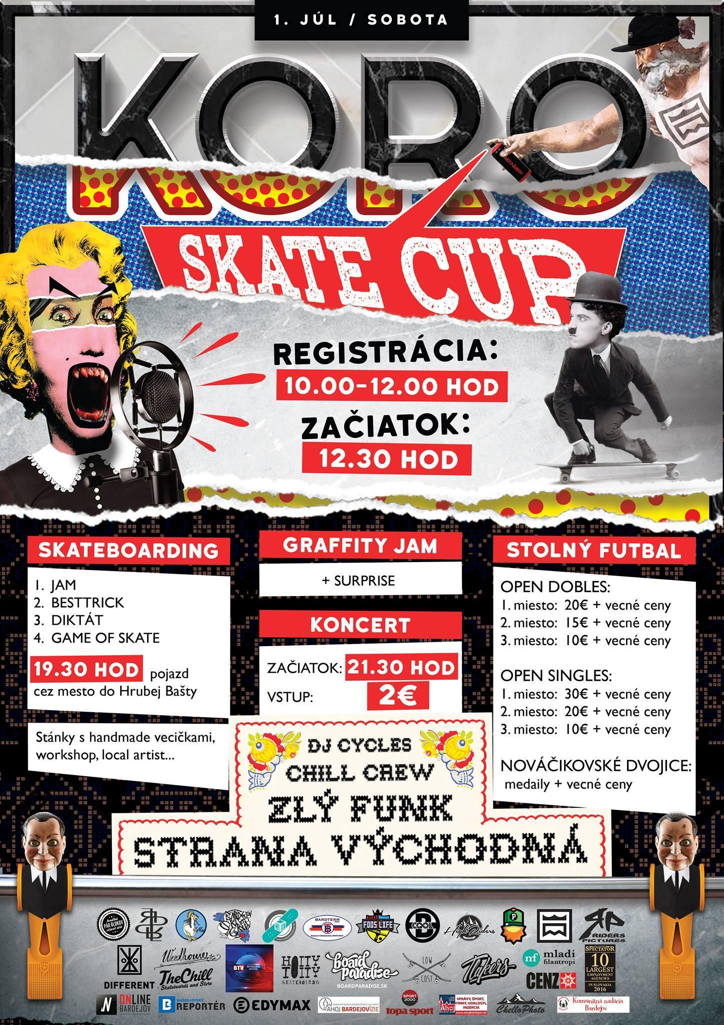 KORO Skate Cup