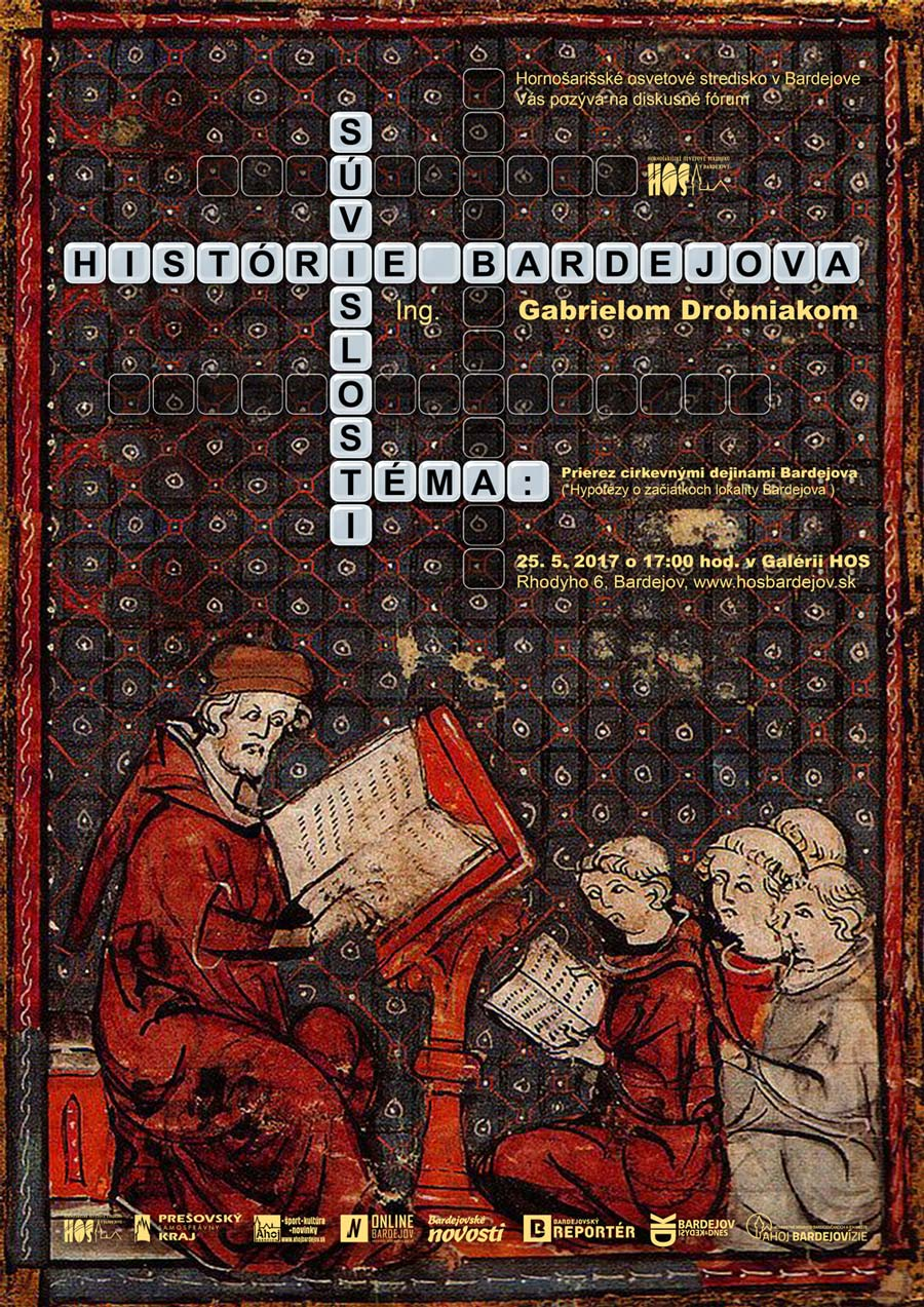 Súvislosti histórie Bardejova – Prierez cirkevnými dejinami Bardejova