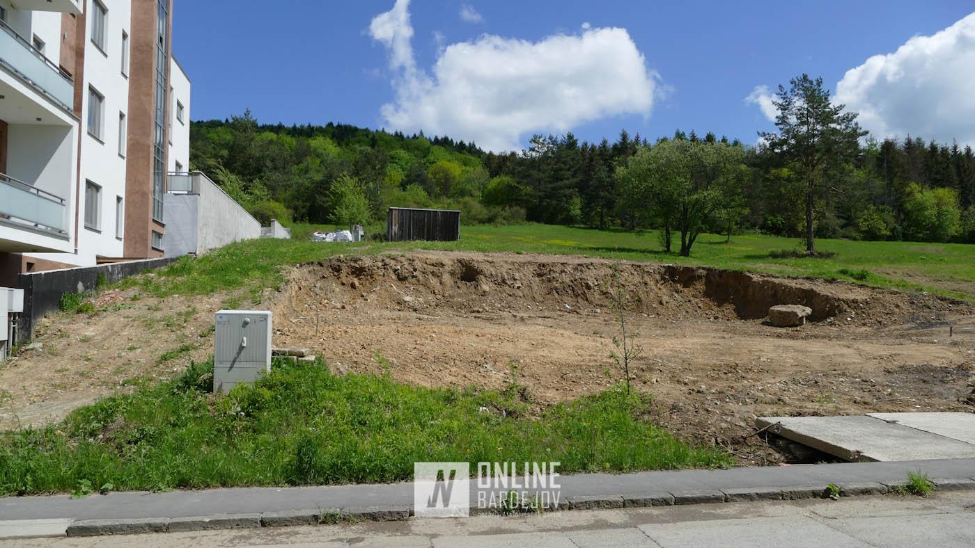 Začali sa výkopové práce pre novú rezidenciu Minerál