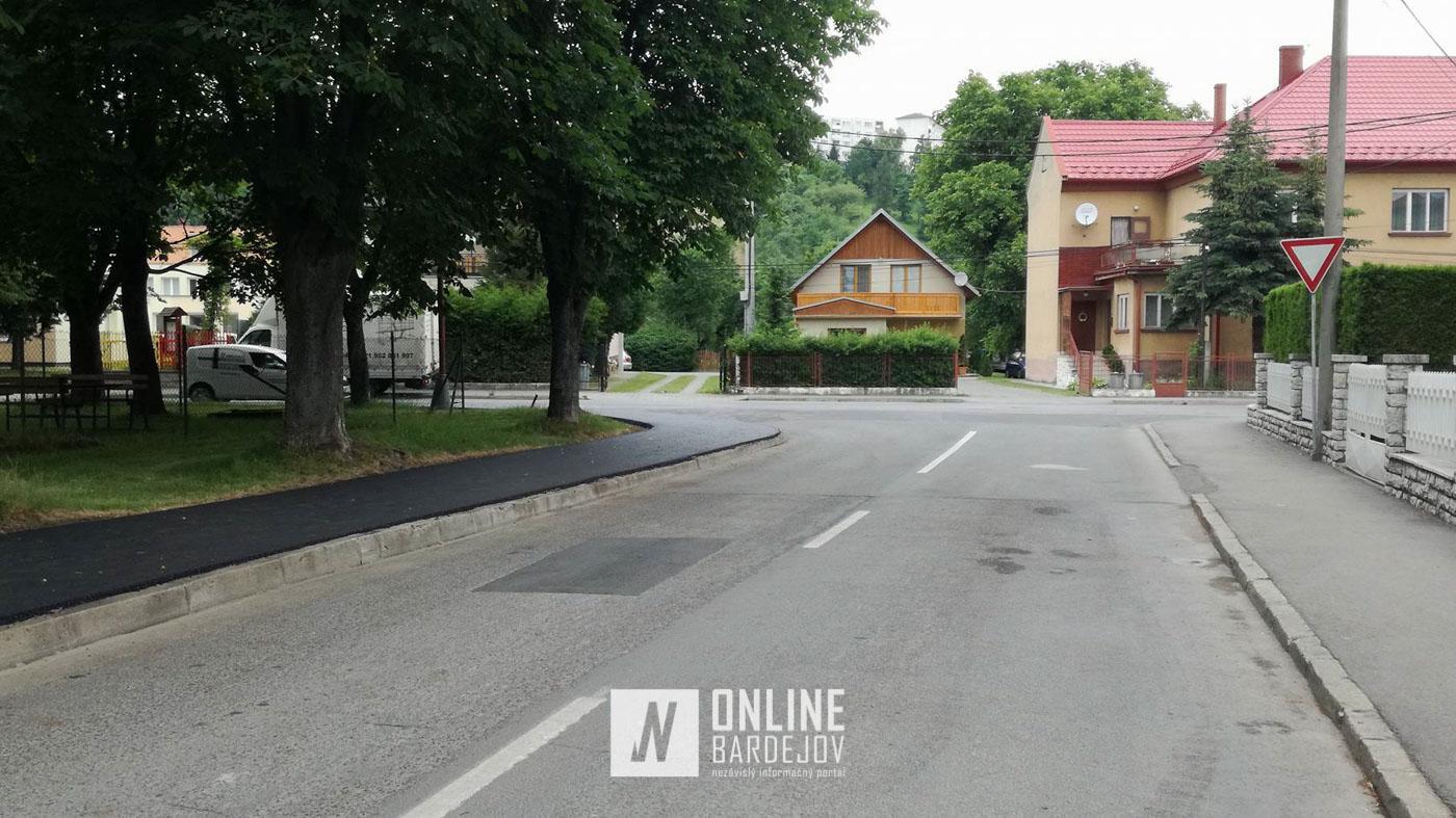 Nábrežná ulica, Bardejov