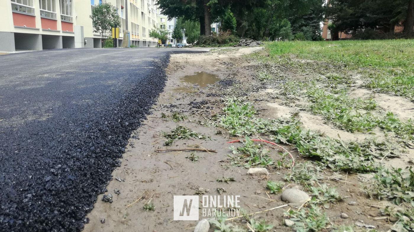 Gorlická ulica, Bardejov