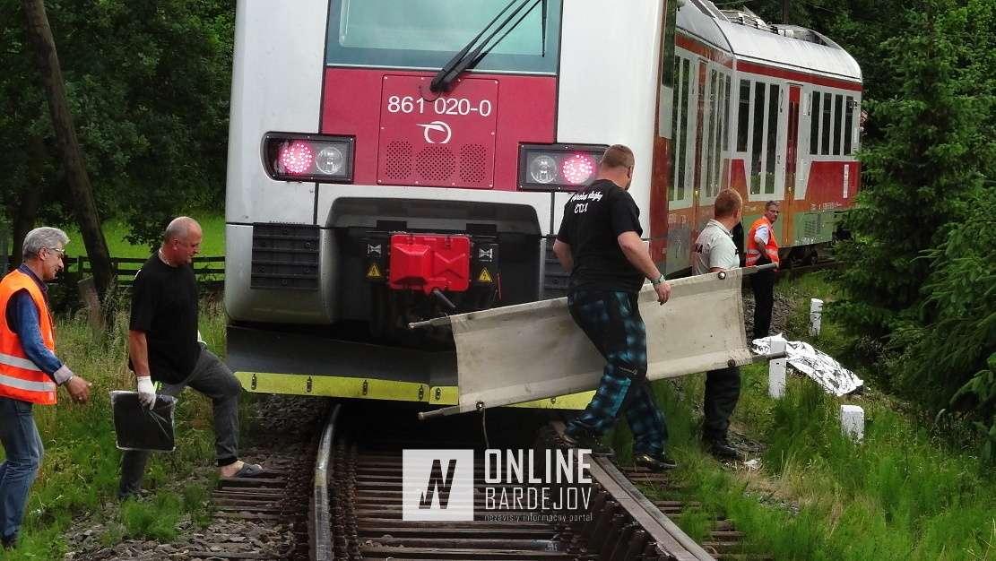 Tragická udalosť týždňa: Pod kolesami vlaku zomrel 60-ročný muž