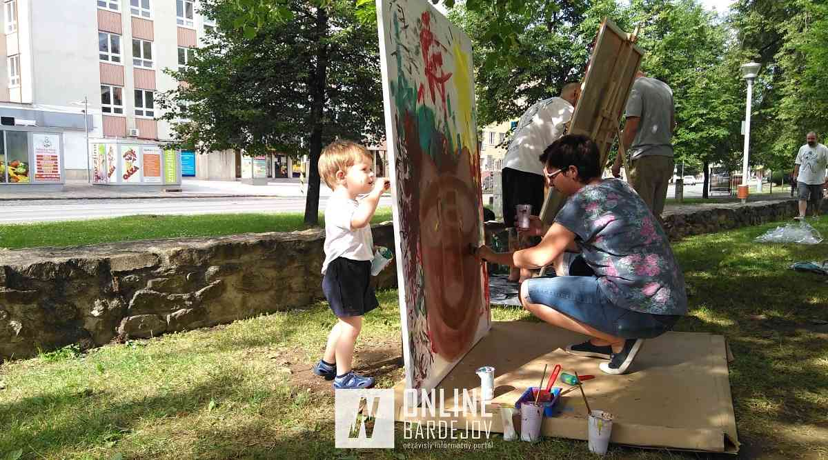 Street artové sympózium mesta Bardejov – 6. vydanie