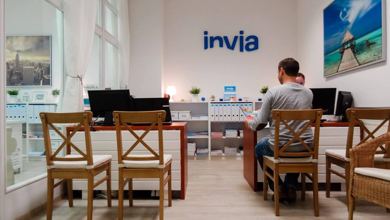 V cestovnej kancelári INVIA si zrealizujete svoje dovolenkové sny. Stačí prísť a vybrať si!