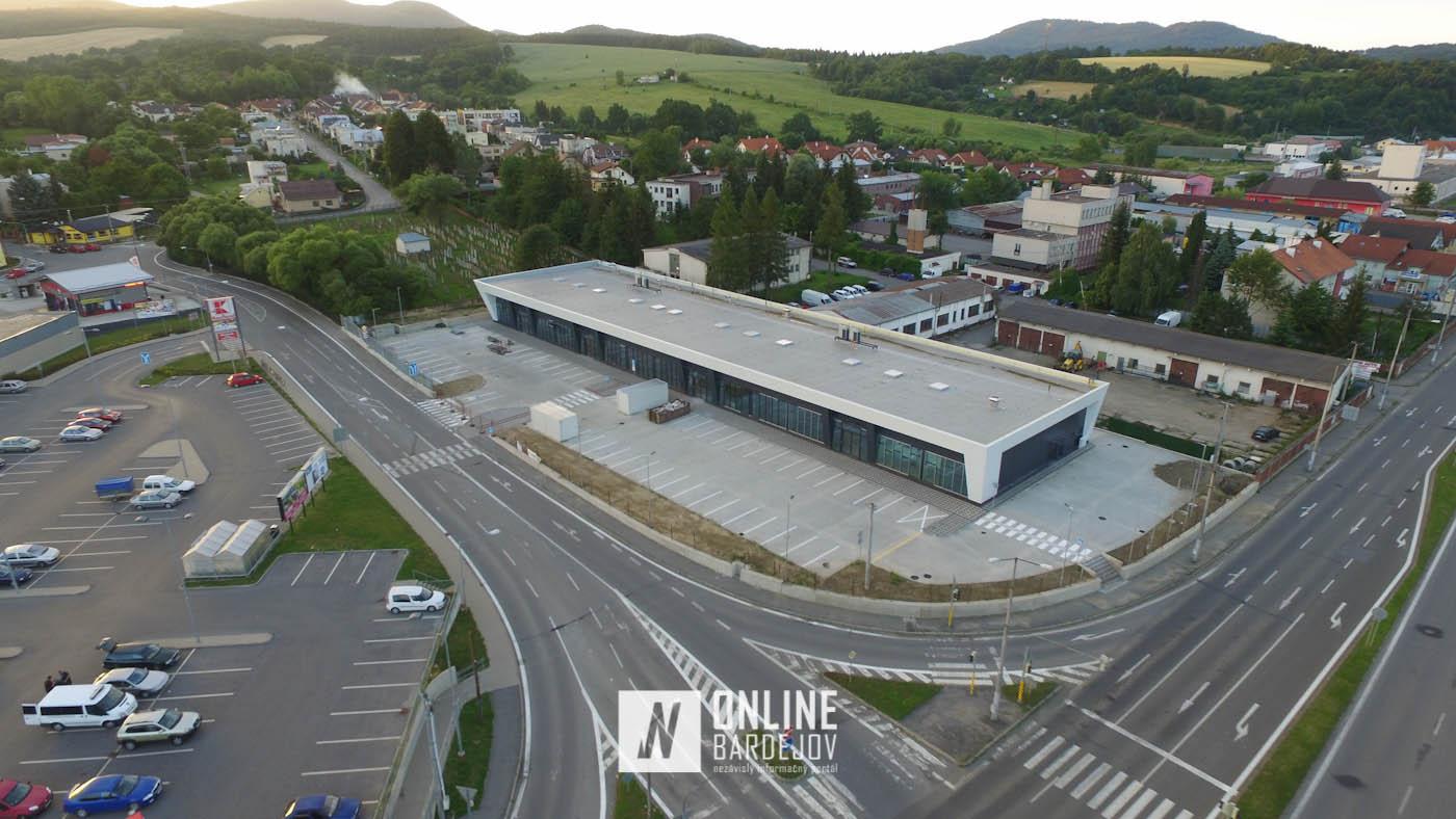 OBRAZOM: Nové nákupné centrum pred dokončením