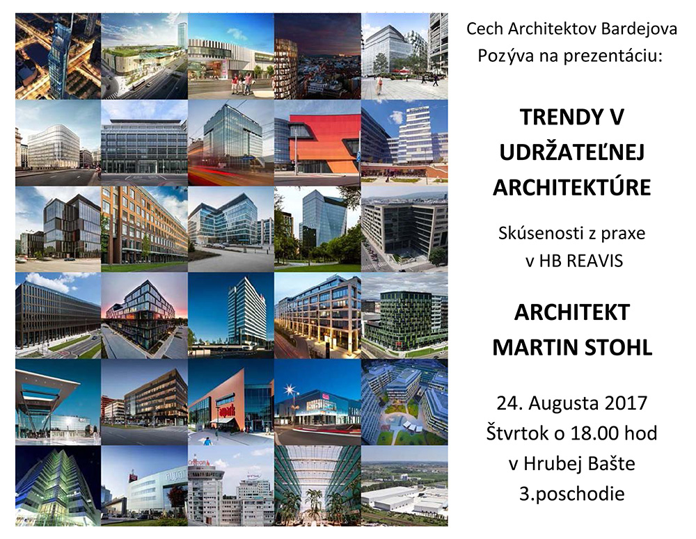 Trendy v udržateľnej architektúre