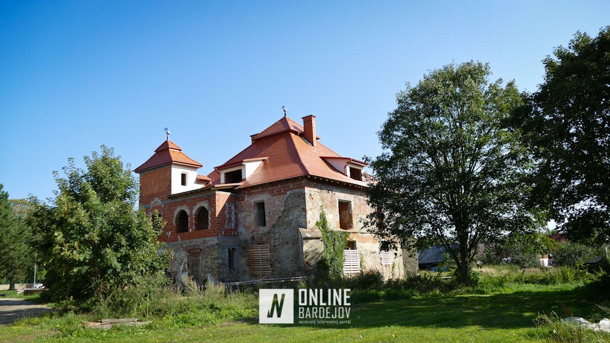 SERIÁL: Premeny – Z ruiny sa rodí nová dominanta obce Zborov