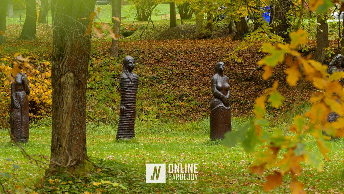 OBRAZOM: Jeseň v Bardejovských Kúpeľoch