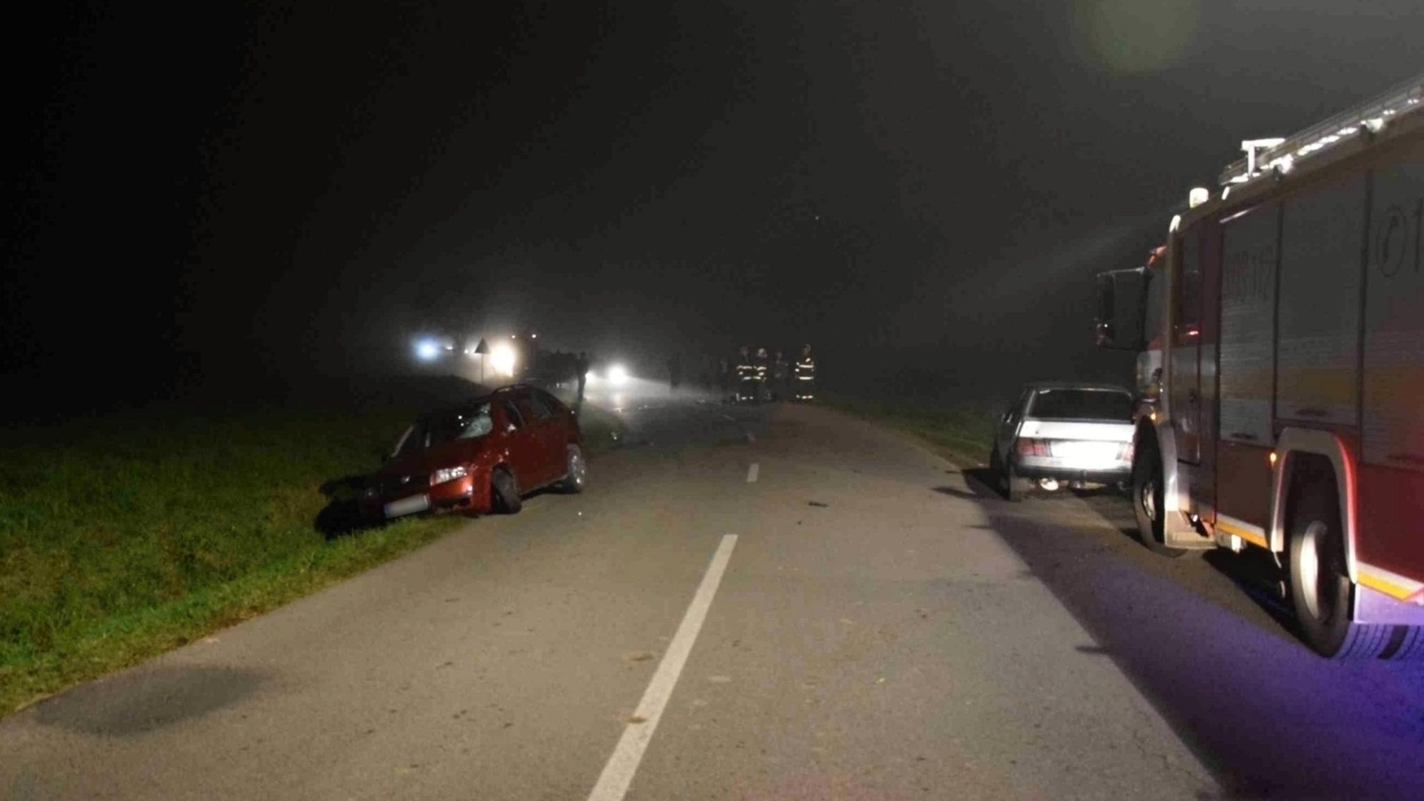 Na obchádzkovej trase do Prešova havaroval 17-ročný motorkár