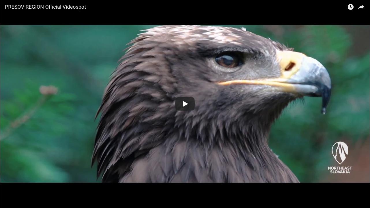 Prešovský kraj prezentuje nový videospot, nechýba v ňom ani Bardejov