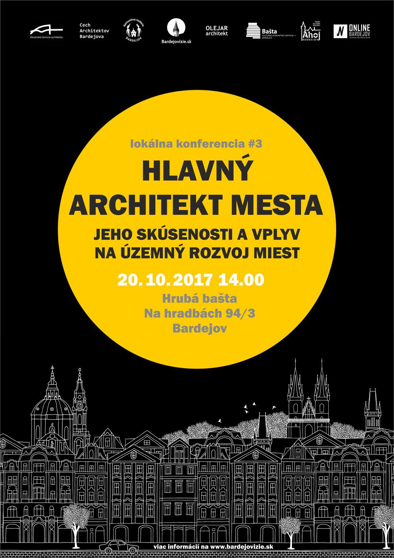 Hlavný architekt mesta – jeho skúsenosti a vplyv na územný rozvoj miest