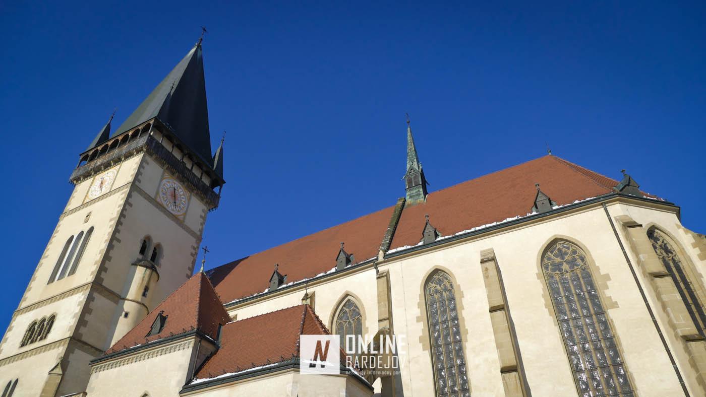 Krytina baziliky sa dočkala opravy