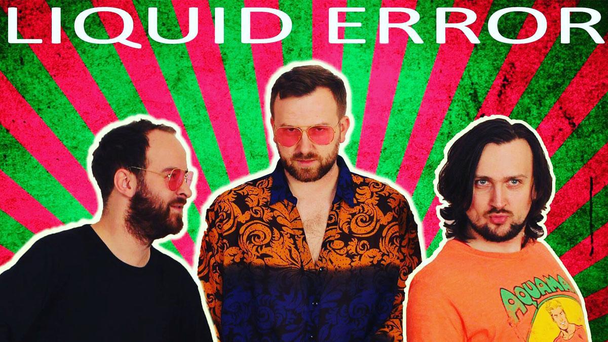 Bardejovská kapela LIQUID ERROR potešila fanúšikov novým štúdiovým albumom