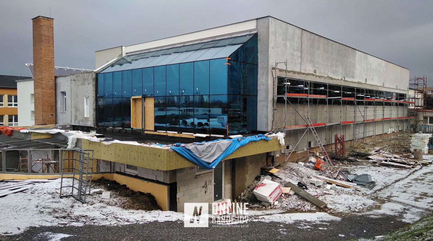 OBRAZOM: Komplexná rekonštrukcia mestskej krytej plavárne