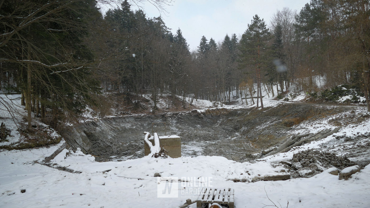 OBRAZOM: V Bardejovských Kúpeľoch vznikol obrovský kráter