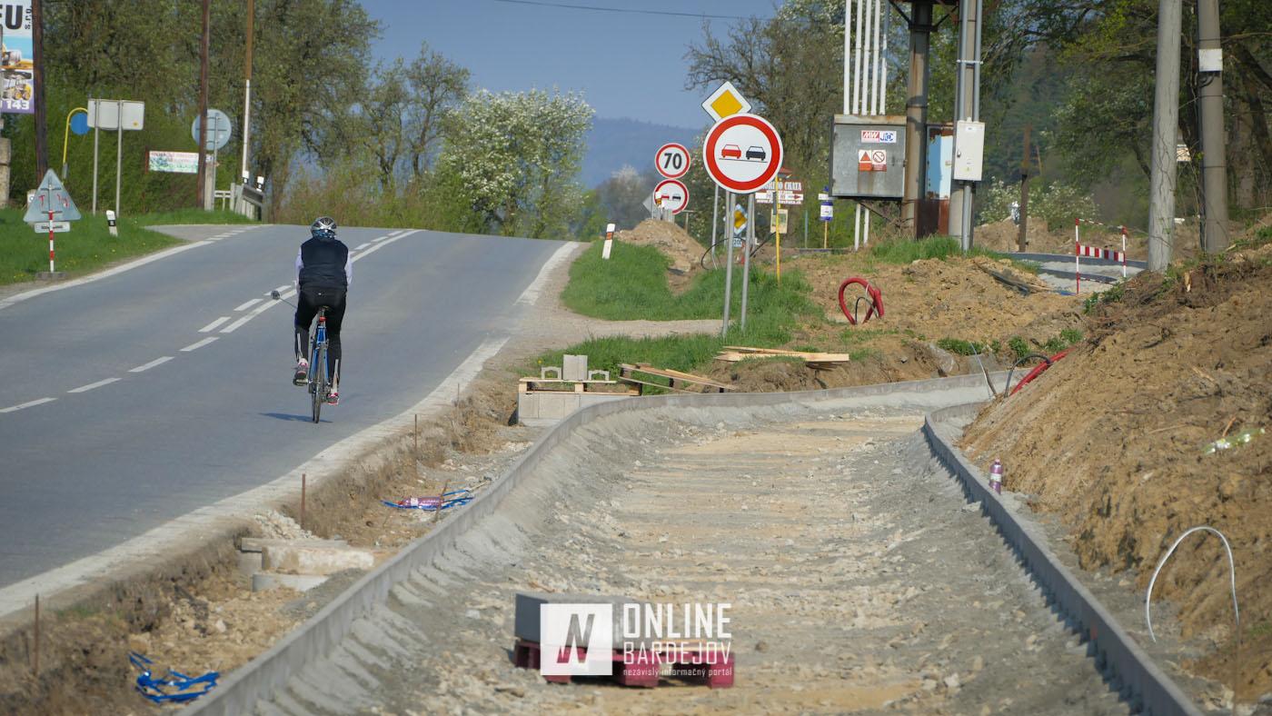 OBRAZOM: Prešli sme celú trasu budúceho cyklochodníka
