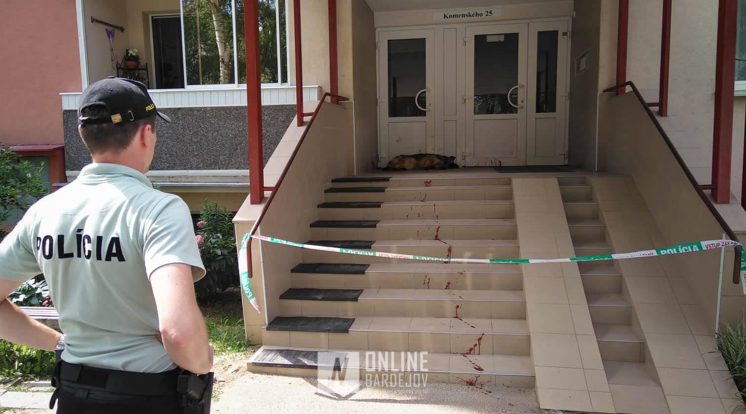 Policajti konali v medziach zákona! Po útoku psa na ľudí, ho zneškodnili štyrmi strelami.