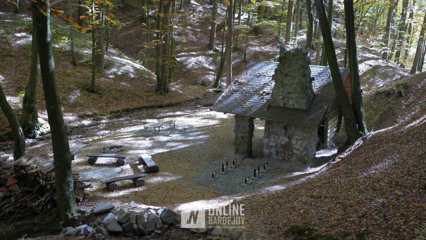 Okolie jazierka v Bardejovských Kúpeľoch bude o niečo krajšie!