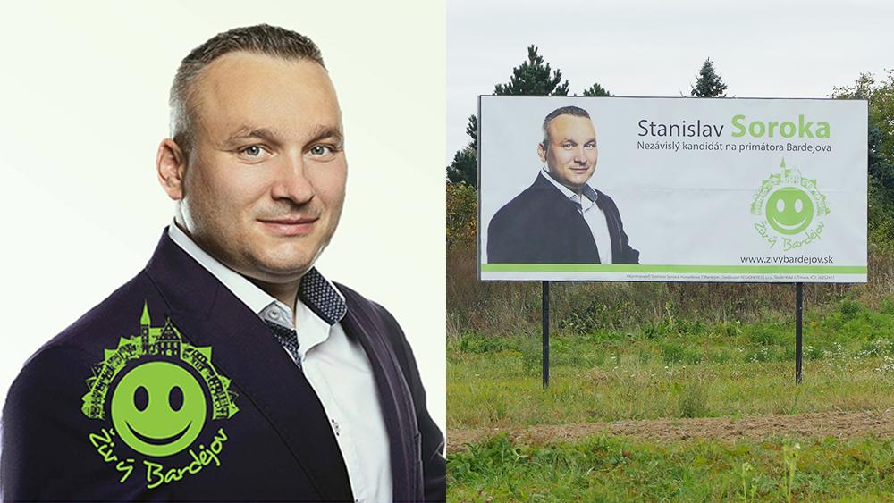 Pýtame sa kandidátov na primátora mesta Bardejov! Odpovedá Stanislav Soroka